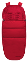 Cybex Footmuff for prams and strollers Red