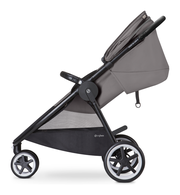 Cybex M-Air3 with an open sun canopy