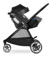 Cybex Agis M-Air3 with infant carrier as a travelsystem