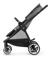 Cybex Iris M-Air with open sun canopy