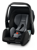 Recaro Babyschale Privia Evo Carbon Black
