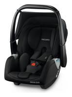 Recaro infant carrier Privia Evo Performance Black