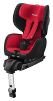 Recaro Optiafix Racing Red, Isofix