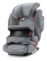 Recaro Monza Nova IS Seatfix Aluminium Grey, Isofix