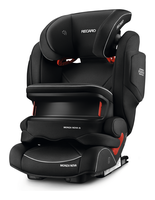 Recaro Monza Nova IS Seatfix Performance Black, Isofix