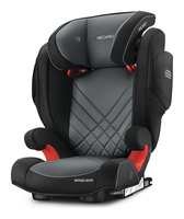 Recaro Replacement Cover for Monza Nova 2, Monza Nova 2 Seatfix and Monza Nova IS Carbon Black