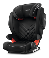 Recaro Monza Nova 2 Seatfix Performance Black, Isofix