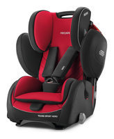 Recaro Replacement Cover for Young Sport HERO Racing Red