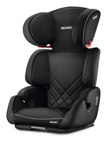 Recaro Milano Seatfix Performance Black, Isofix