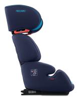 Recaro Milano Seatfix in der Seitenansicht