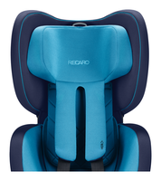Recaro Optiafix Detailansicht der Kopfstütze