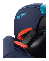 Recaro Young Sport Hero detailview of the belt clip