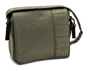 Moon Messenger Bag City olive - fishbone