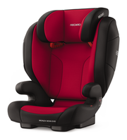 Recaro Monza Nova Evo Racing Red