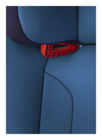 Recaro Monza Nova Evo Seatfix Detailansicht der Gurtführung
