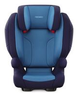 Recaro Monza Nova Evo Seatfix in der Frontalansicht