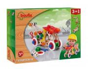 Baufix Starter 10 mit 75 Baufix Holzbauteilen, Artikel 13110300