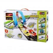 BBurago GoGears Dual Daredevil Raceway, with 2 cars 1:55, 15630262