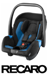 Recaro Privia (Isofix possible)