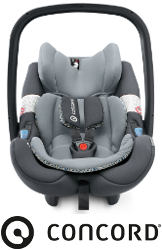 Concord Air.Safe (Isofix possible)