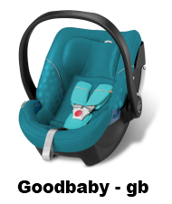 Goodbaby Artio (Isofix possible)