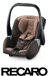 Recaro Guardia (Isofix possible)