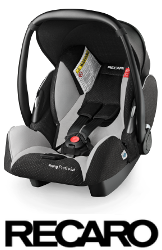 Recaro Young Profi Plus (Isofix possible)