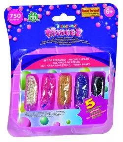Giochi Preziosi 70106191 - Bindeez Mineez Nachfüllpackung 750 Perlen