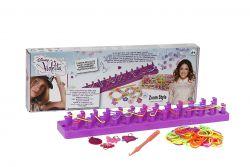 Giochi Preziosi 70023331 - Disney Violetta Elastische Armbänder Set