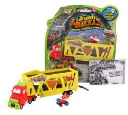 Giochi Preziosi 70681411 - Trash Pack Wheels - Autotransporter