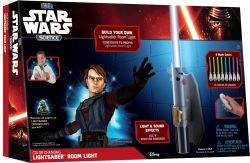 Giochi Preziosi 70150781 - Star Wars Science lightsaber light 8-colours