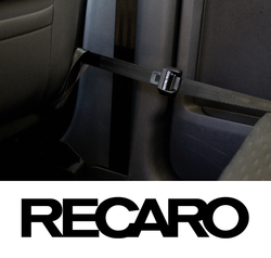 Recaro Belt fastening system for Polaric