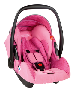 Storchenmühle Ifant Carrier Twin 0+ in rose, Special Offer, Isofix possible