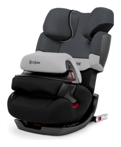 Cybex Pallas-fix in Gray Rabbit - dark grey, Isofix