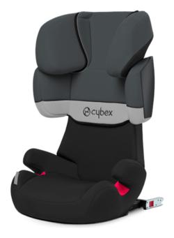 Cybex Solution X-fix in Gray Rabbit - dark grey, Isofix
