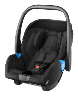 Recaro Privia in Black, Isofix möglich, u.a. ADAC gut (06/2014), Sonderaktion