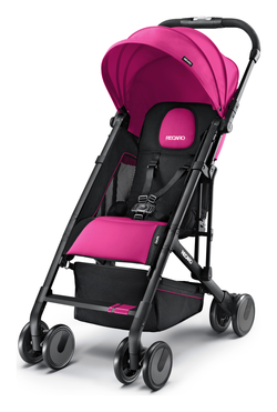 Recaro Easylife in Pink, black frame, Special Offer