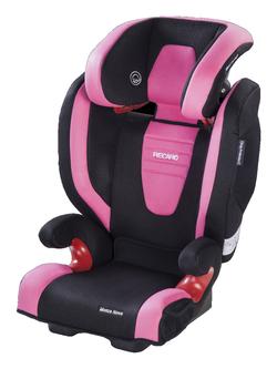Recaro Monza Nova 2 in Pink (ohne Isofix)