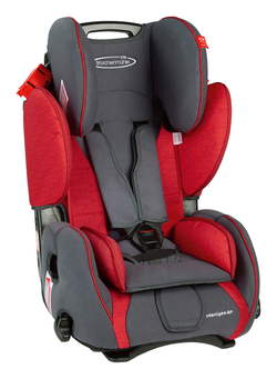 Storchenmühle Child Car Seat Starlight SP in chilli, Special Offer