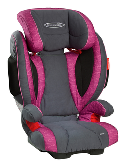 Storchenmühle Child Car Seat Solar in rosy (without Isofix), Special Offer