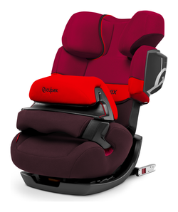 Cybex Pallas 2-Fix in Rumba Red - dark red, Isofix