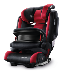 Recaro Monza Nova IS in Ruby, Seatfix (Isofix), Sonderaktion