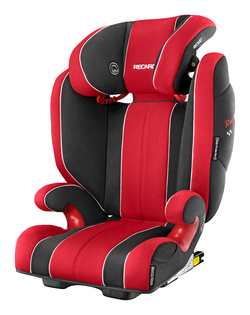 Recaro Monza Nova 2 Seatfix in Racing Edition (limited), Isofix, Special Offer