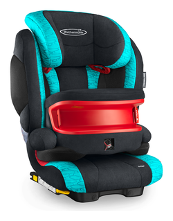 Storchenmühle Solar IS Seatfix in lagoon, Isofix, - Special Offer -