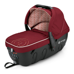 Concord carry cot Sleeper 2.0 tomato red