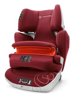 Concord Transformer XT Pro bordeaux red, Isofix