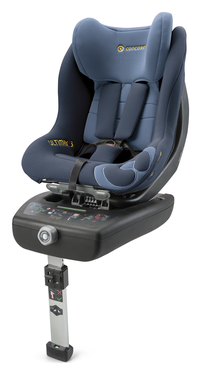 Concord child seat Ultimax.3 denim blue, Reboard, only Isofix
