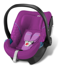 Goodbaby GB infant car seat Artio Posh Pink - pink, Isofix possible