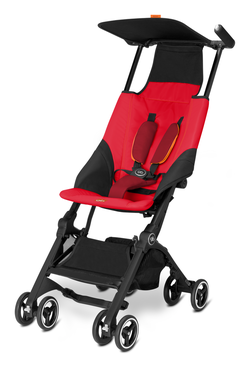 Goodbaby GB Buggy Pockit Dragon Red - red