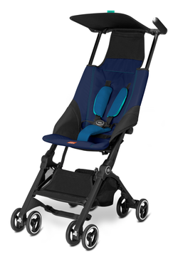 Goodbaby GB Reisebuggy Pockit Sea Port Blue - blue